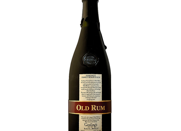Gosling's Family Reserve - 70cl