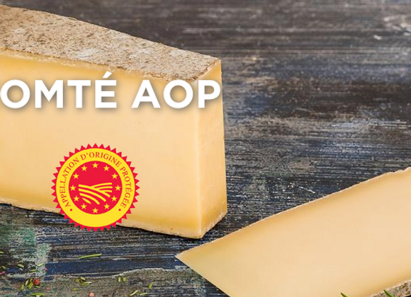 COMTE AOP FRUITE CAVE 45%Mg - 250g - ( 32,90€/kg )
