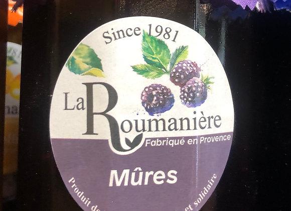 CONFITURE DE MURE - 335G - LA ROUMANIERE