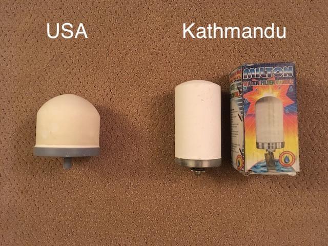 ceramic filter comparison