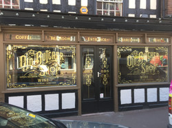 Stylish Shopfronts