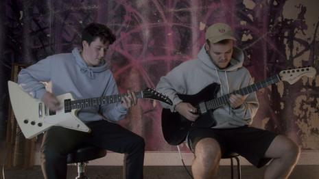 Groundculture - Life Wont Wait Guitar Playthrough