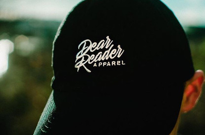 Lil promo shoot for _dearreaderapparel,