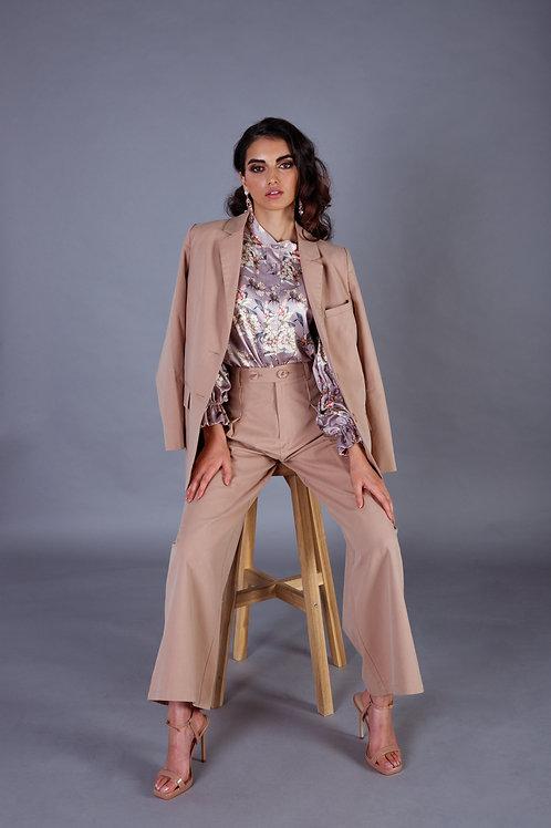 Peach Suit Set