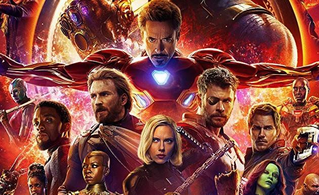 Avengers: Infinity War Marvel Studios