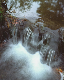 Power flows through you like a river rushing towards the sea.  It washes you clean, leaves you empty, bereft.  You now have what you desired, and worked so hard to get for so long ...how could it be such a hollow achievement?