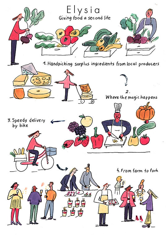 elysia-illustration-zero-waste-caterer