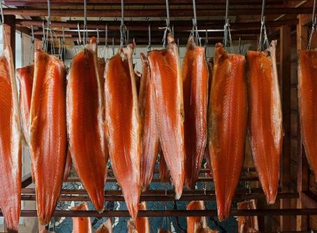 Smokin' Brothers - The Secrets of Smoked Salmon Revealed