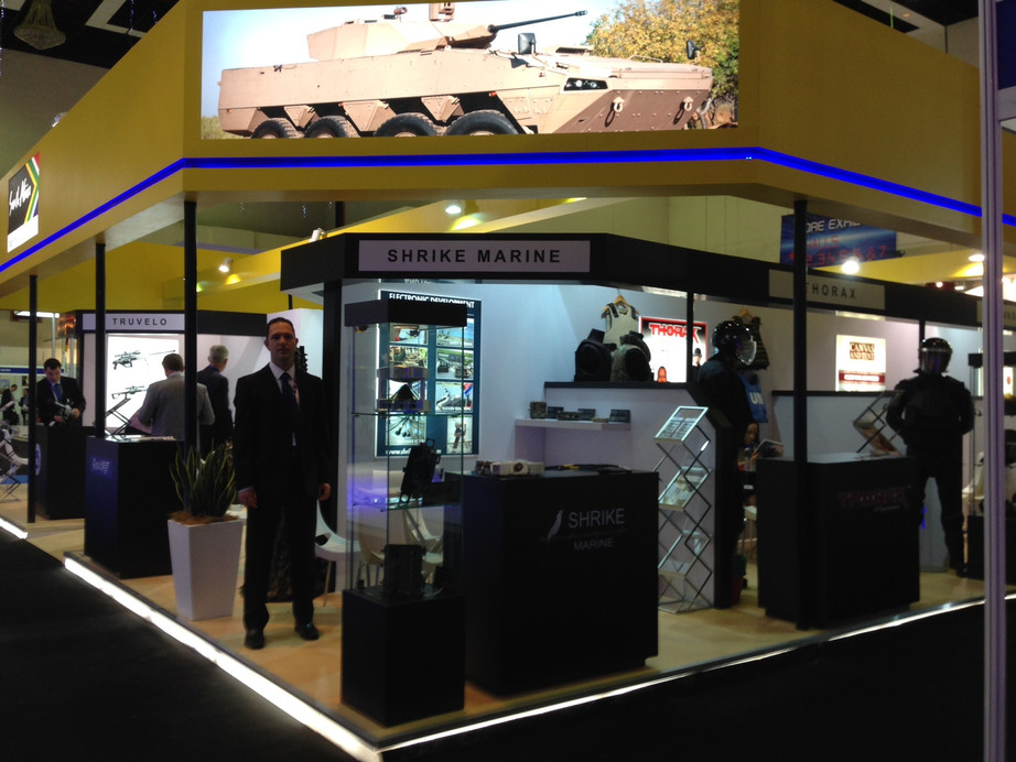 Defence Services Asia (DSA) 2014 Exhibition