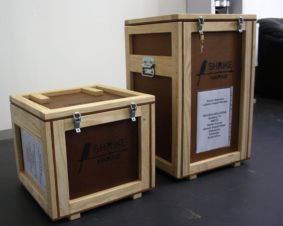 New products ready for delivery