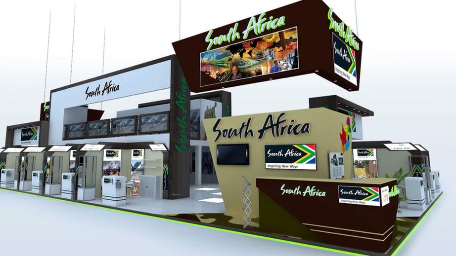 IDEX 2015 SA National Pavillion