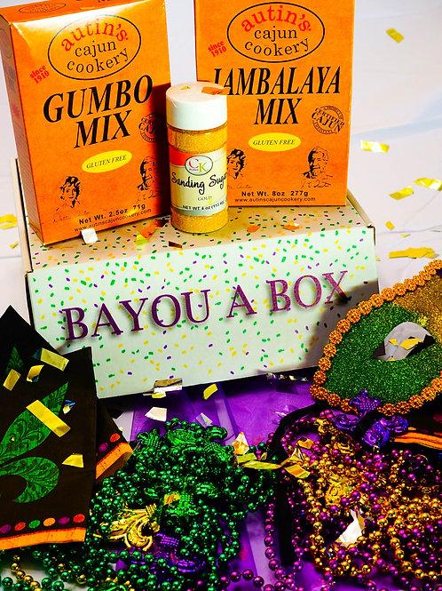 Party Gras Box
