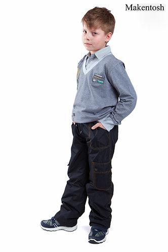 Демисезонные брюки для мальчика