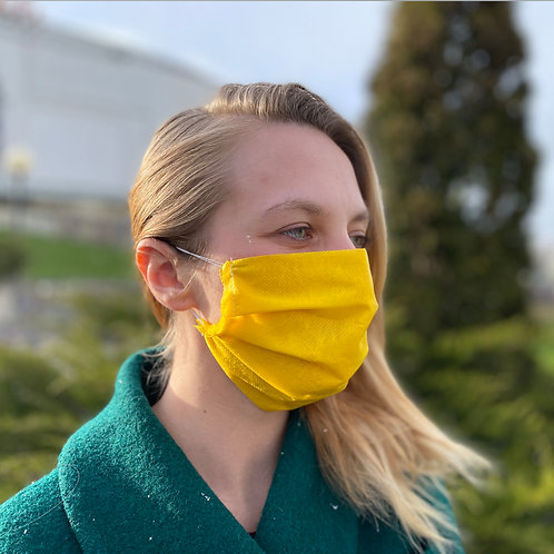 Желтая маска