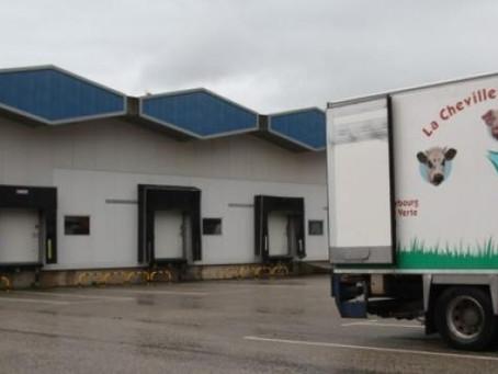 🔒 Fermeture de l'abattoir de Cherbourg