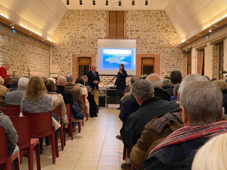Assemblée générale de l'association «Les pierres de la mer de la Hougue»