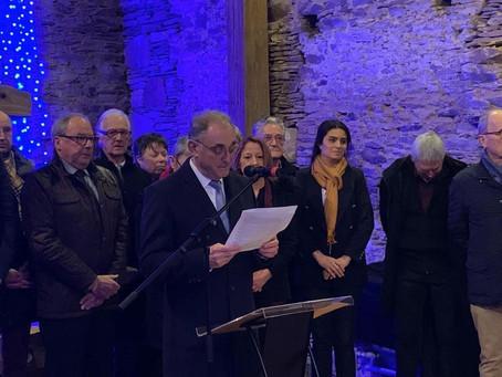 Vœux du Maire Délégué de Querqueville