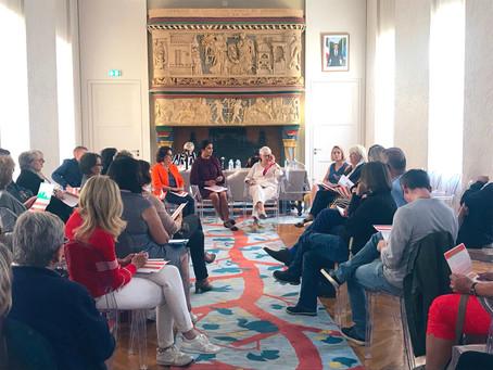 Atelier-échange « citoyennes aujourd'hui, maires demain »