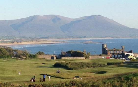 Ballyheigue Castle & Golf Club-Tralee-Bay-