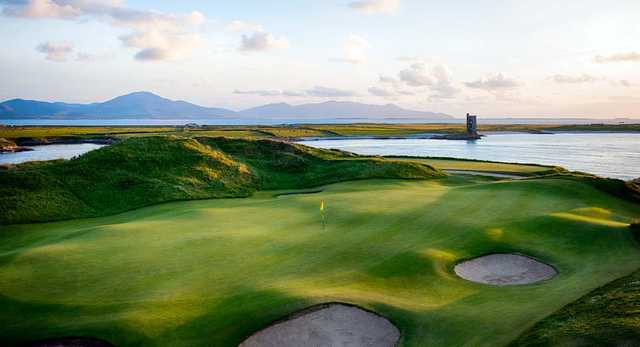Ballyheigue golf course
