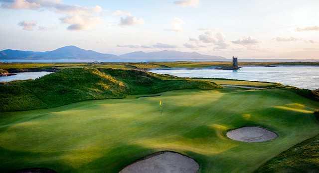 Ballyheigue golf course