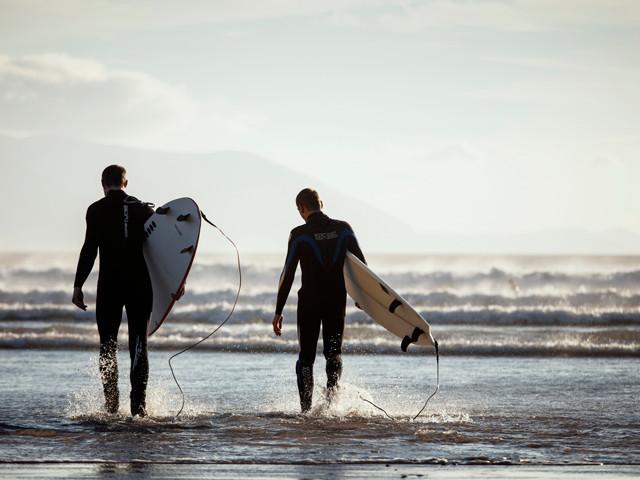Surf school Ballyheigue