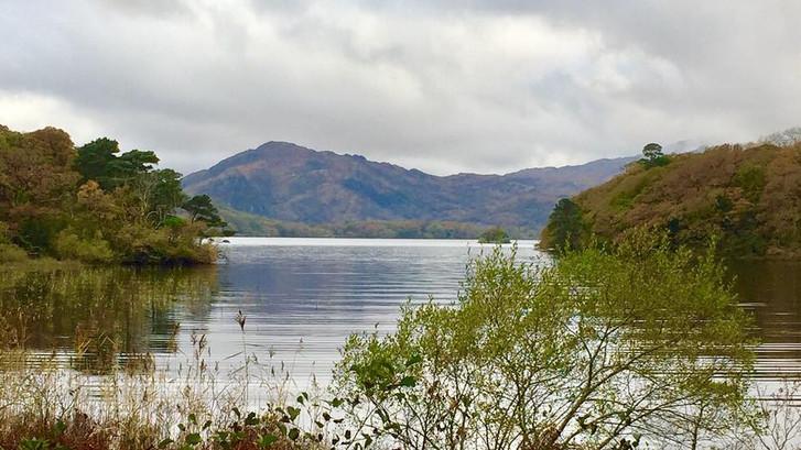 Kilarney lakes