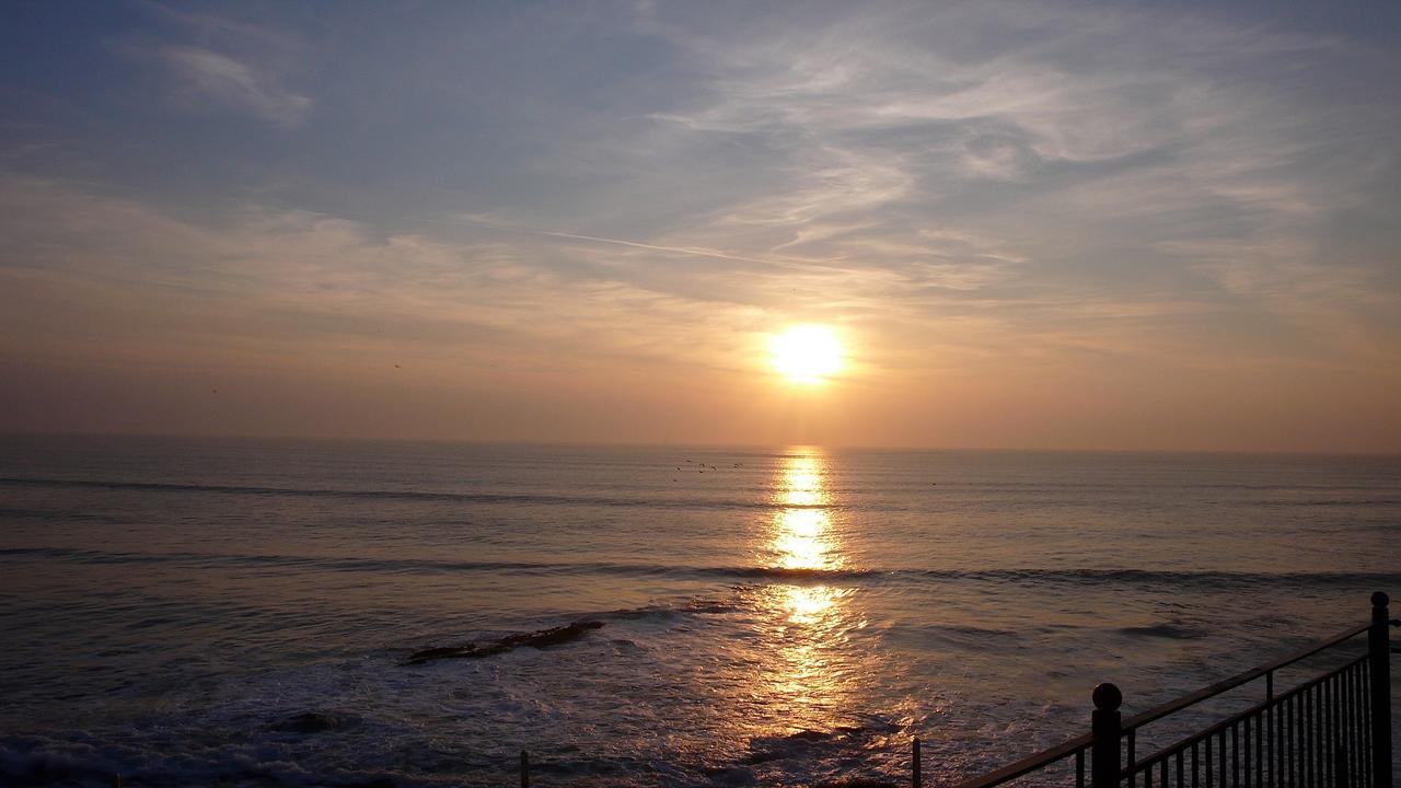 Sunset on Ballyheigue beach