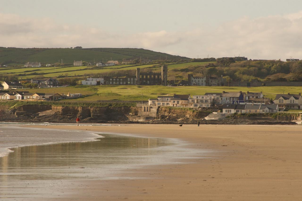 Ballyheigue beach & vilage