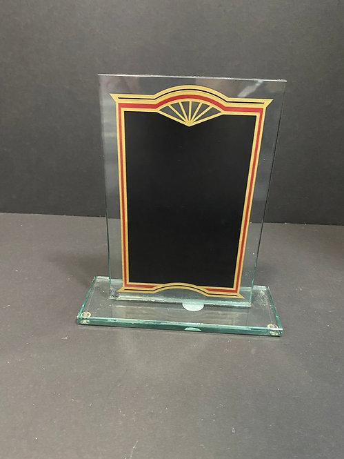 Glass Award Old Skool