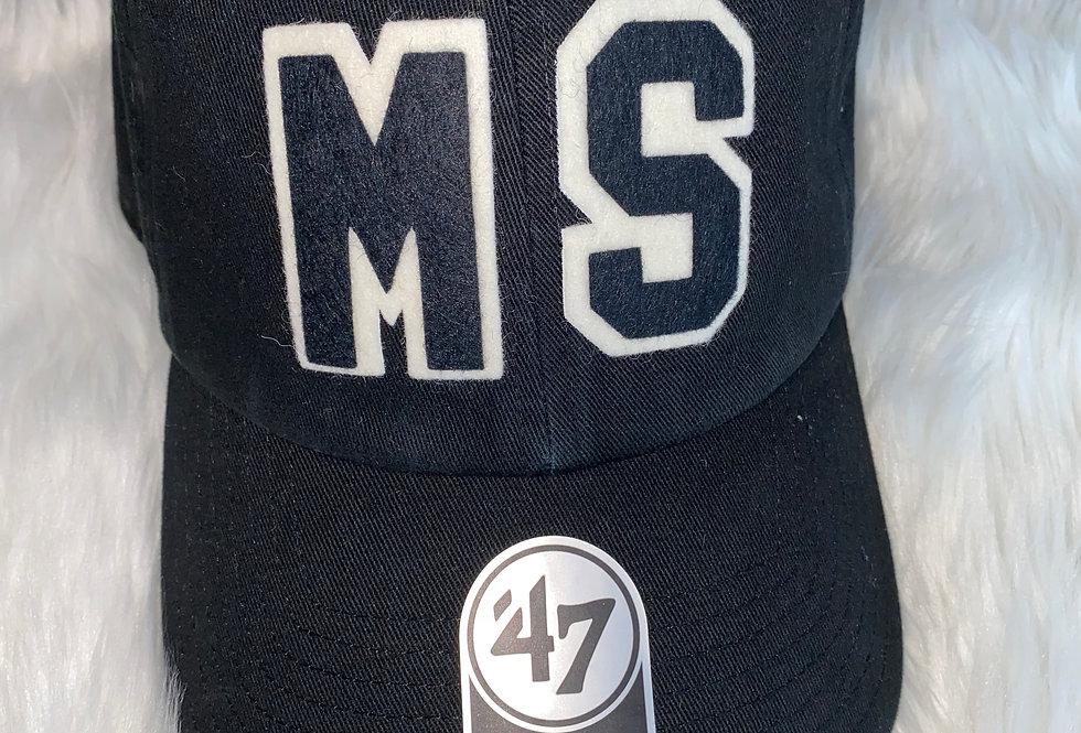 Felt MS Dad Hats