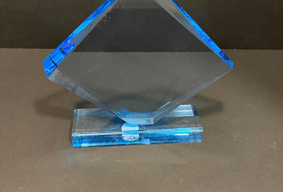 Acrylic Award CP27S-BL