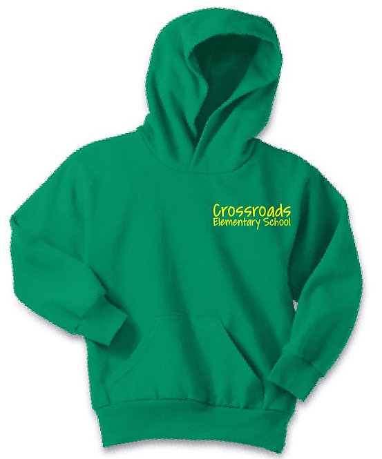 Crossroads Uniform  Youth Hoodie