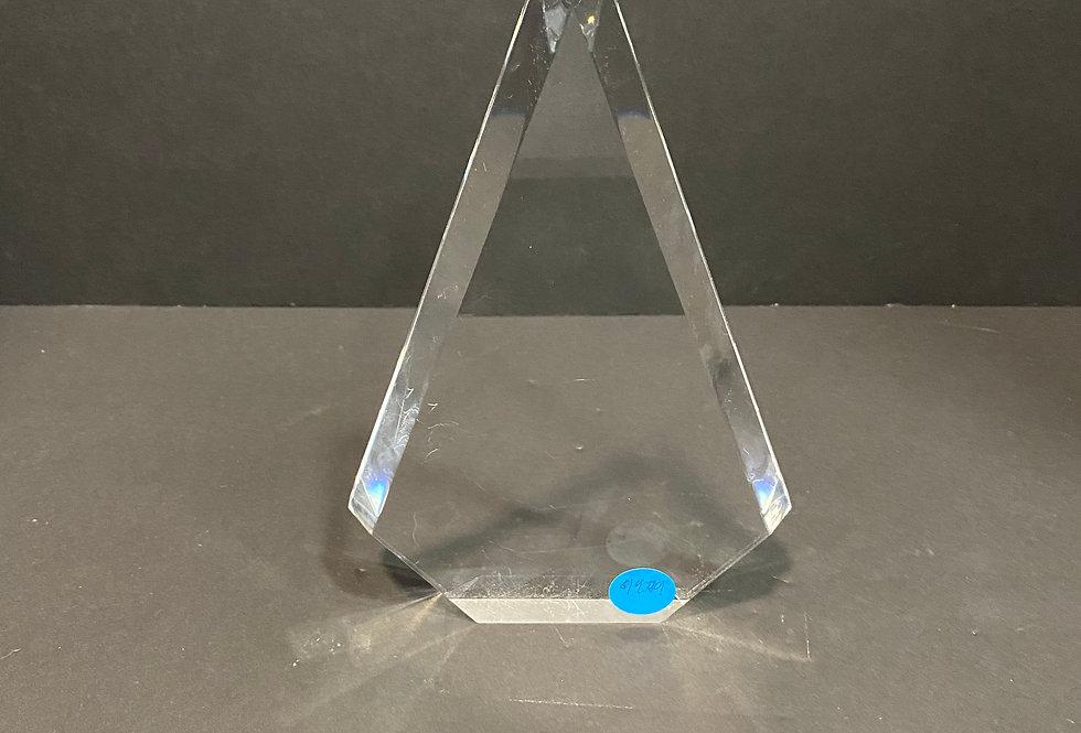 Acrylic Award CP26-S