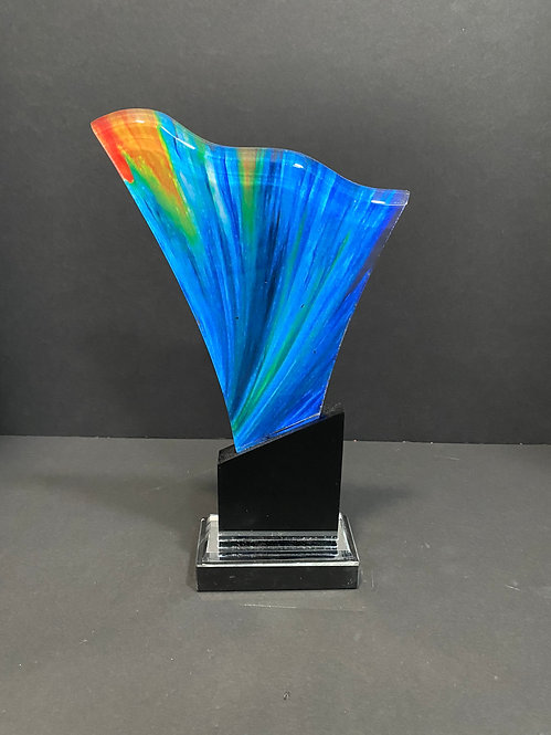 Art Acrylic Sculpture DT709B
