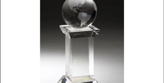 Crystal Globe tower