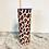 Thumbnail: Blush pink leopard tumbler