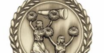 "Standard Die Cast ""2 3/4 Gold Medals"
