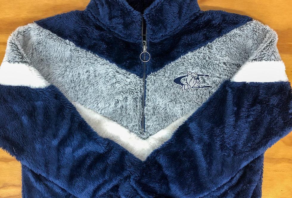 Fuzzy Fleece Jacket