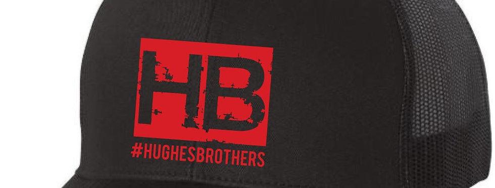Hughes Brothers Mesh Snapback