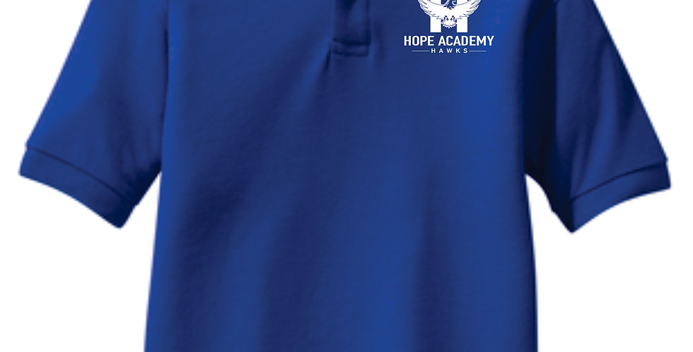 Hope Academy Dri-Fit Youth Polo's