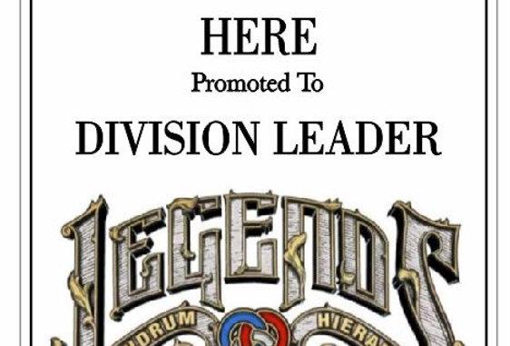 Division Leader