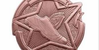 "Star 2"" Track Bronze Medals"