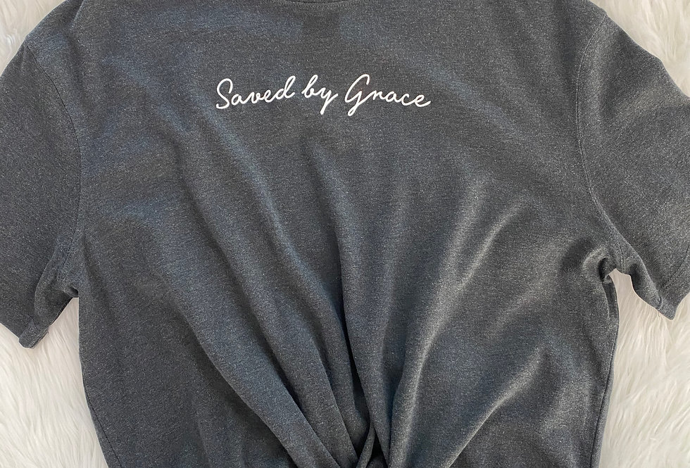 """Saved by Grace"" Shirts Package"