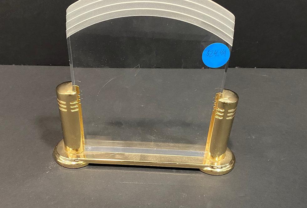 Acrylic Gold Award