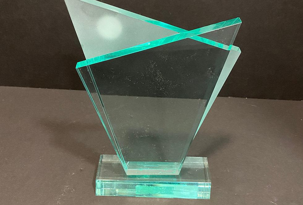 Acrylic Award Angled