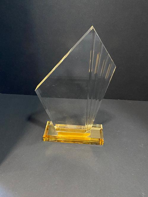 Acrylic Award CP49-CG