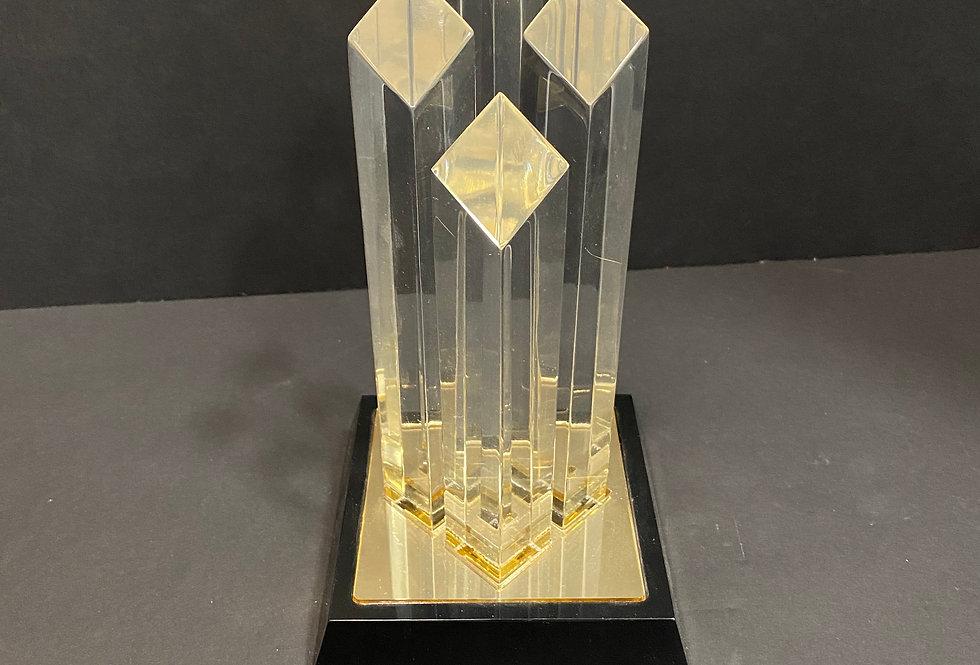 Acrylic Award DTW