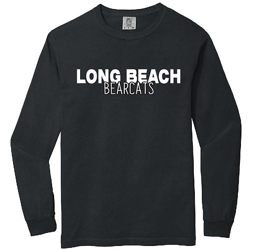 LBHS Comfort Color Adult L/S T-shirt