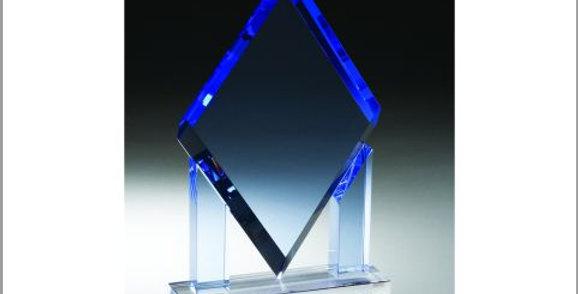 CRYSTAL BLUE DIAMOND